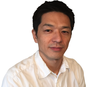 Koji Shimizu speaker photo