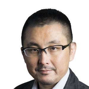 Satoshi Murabayashi speaker photo