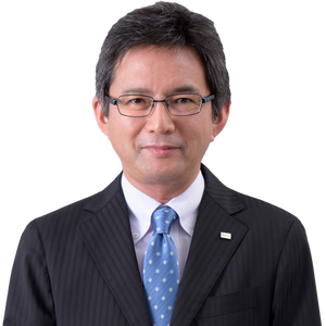 Shunsuke Okada speaker photo