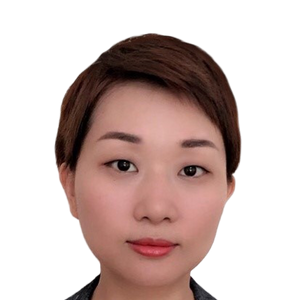 Yifei Huang speaker photo