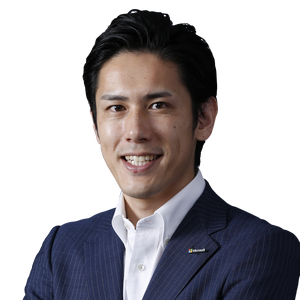 Yoshinori Ueda speaker photo