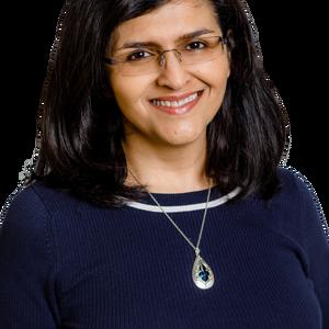 Rashmi Misra 發言人照片