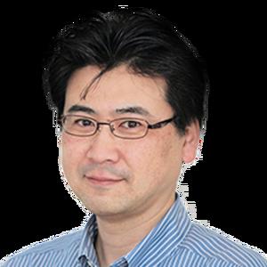 Ota Hiroshi speaker photo