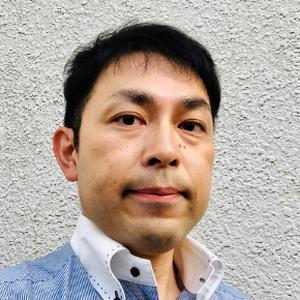 Tomohiko Kawasaki 講者照片