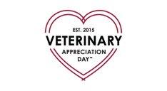 Veterinary Appreciation Day is June 18